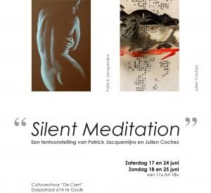 Silent Meditation_uitnod